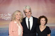 """(L-R) Blythe Danner, Sam Elliott and Rhea Perlman attend the """"I'll See You In My Dreams"""" New York Screening at Tribeca Grand Screening Room on May 11, 2015 in New York City."""