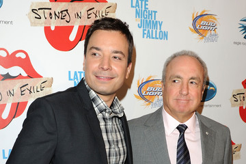 """Jimmy Fallon Lorne Michaels Re-release Of The Rolling Stones' """"Exile On Main St."""""""