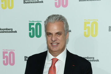 Éric Ripert 'The Bloomberg 50' Celebration In New York City - Arrivals