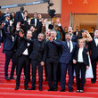 Éric Toledano Closing Ceremony Red Carpet - The 72nd Annual Cannes Film Festival