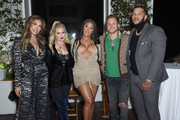 "Farrah Abraham, Heidi Montag, Natalie Nunn, Spencer Pratt and Jacob Payne attend WE tv Celebrates The 100th Episode Of The ""Marriage Boot Camp"" Reality Stars Franchise And The Premiere Of ""Marriage Boot Camp Family Edition"" at SkyBar at the Mondrian Los Angeles on October 10, 2019 in West Hollywood, California."