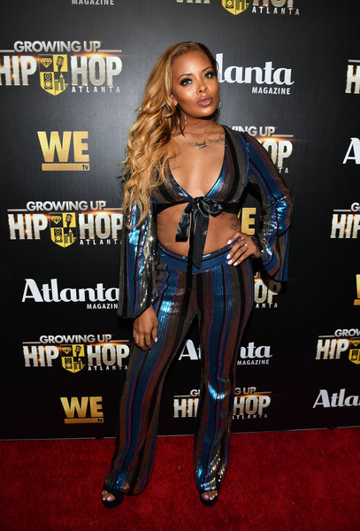WE tv Celebrates The Return Of Growing Up Hip Hop Atlanta