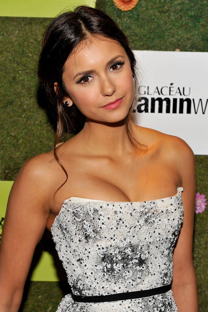 nina dobrev photos photos vitaminwater hosts official party for the cast of perks of being a. Black Bedroom Furniture Sets. Home Design Ideas