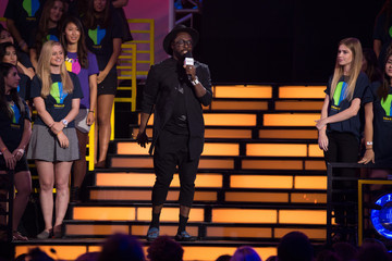 will.i.am ABC's Coverage of the Entertainment Industry Foundation's 'Think It Up'