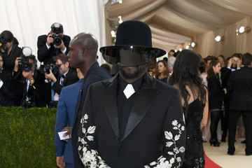 will.i.am 'Manus x Machina: Fashion In An Age of Technology' Costume Institute Gala - Arrivals