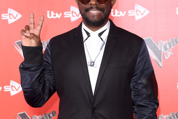 will.i.am 'The Voice' UK 2018 Launch Photocall