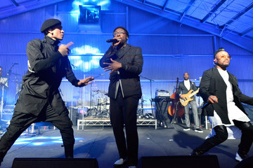 will.i.am apl.de.ap will.i.am's i.am.angel Foundation TRANS4M 2018 Gala, Honoring Sean Parker, Chairman, Parker Institute for Cancer Immunotherapy