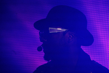 will.i.am Will.i.am Performs Down Under