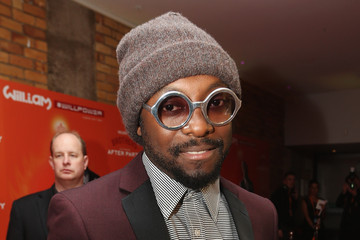 will.i.am Celebs Arrive for 'The Ultimate Party' in Auckland