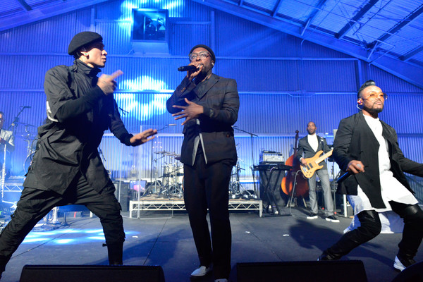 will.i.am's i.am.angel Foundation TRANS4M 2018 Gala, Honoring Sean Parker, Chairman, Parker Institute for Cancer Immunotherapy