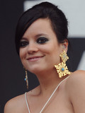 Lily Allen Sam Cooper engaged
