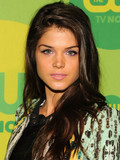 Marie Avgeropoulos Taylor Lautner rumored