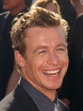 Simon Baker Rebecca Rigg married