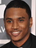 Trey Songz Angel Lola Luv rumored