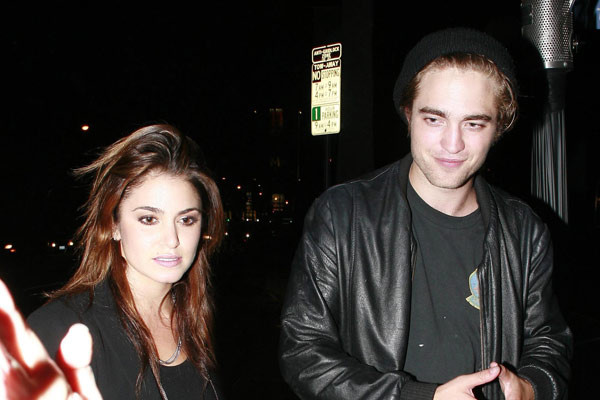 Was nikki reed dating rob pattinson
