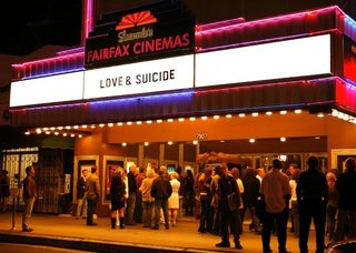 Premiere of Love & Suicide