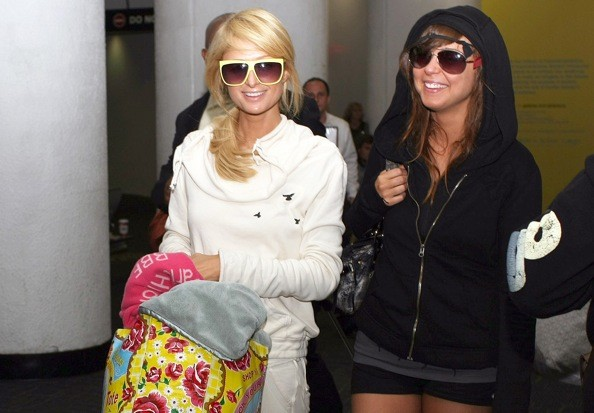 62ae7f0153c Paris Hilton Hangs Out With Her New BFF - Brittany Flickinger - Zimbio