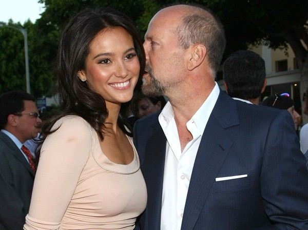Bruce willis is dating
