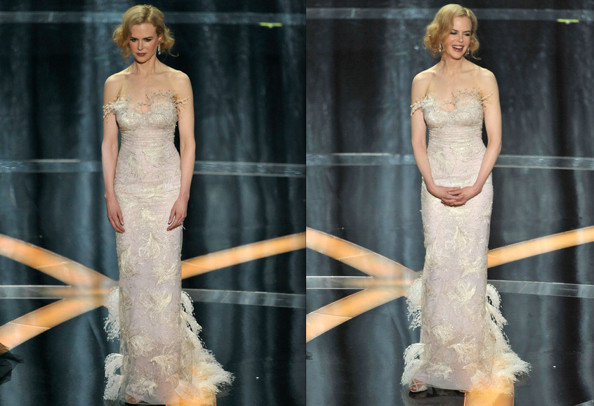 Nicole Kidman was one of several stars who opted out of the Academy Awards