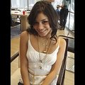 Vanessa Hudgens wearing my Lariat!