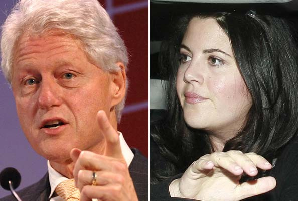 bill clinton pictures more monica lewinsky pictures when the monica ...