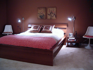 Pink and Brown Bedrooms - Zimbio