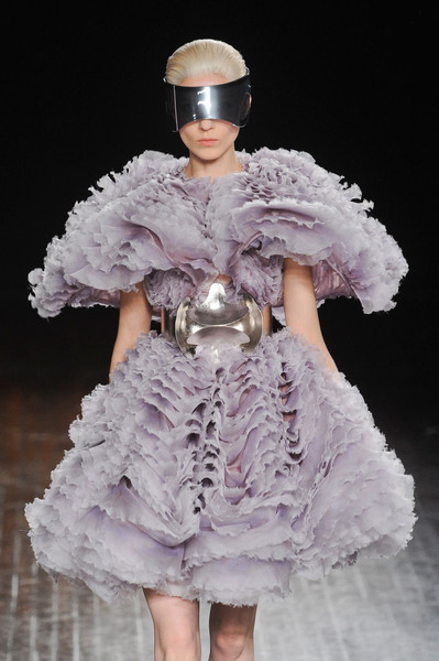 Paris Fashion Week Fall 2012, Alexander McQueen