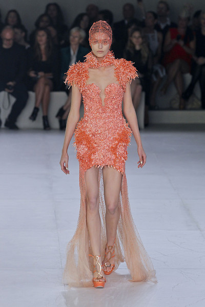 Paris Fashion Week Spring 2012, Alexander McQueen