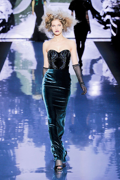 New York Fashion Week Fall 2012, Badgley Mischka