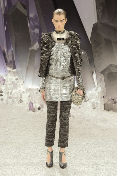 Paris Fashion Week Fall 2012, Chanel