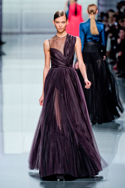 Paris Fashion Week Fall 2012, Christian Dior