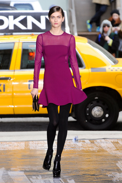 New York Fashion Week Fall 2012, DKNY