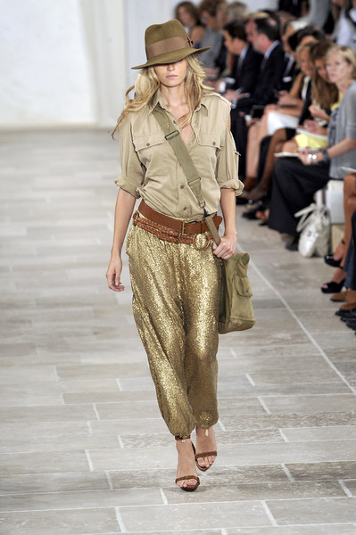 New York Fashion Week Spring 2009, Ralph Lauren