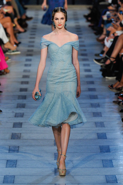 New York Fashion Week Spring 2012, Zac Posen