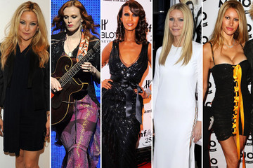 Rock Star Wives and Girlfriends