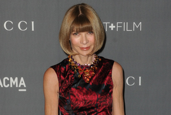 Fill in the Blank: Anna Wintour Will Never Ever ______.