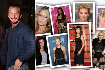 Sean Penn's Impressive Roster of Ex-Girlfriends