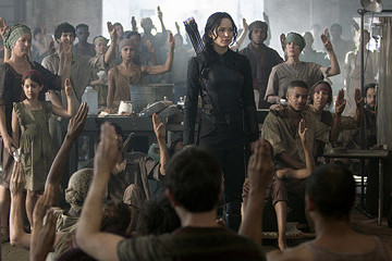'Mockingjay' Brings Home the Dark Side of War