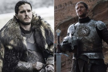 How Ser Arthur Dayne's Sword Links Jon Snow & Azor Ahai