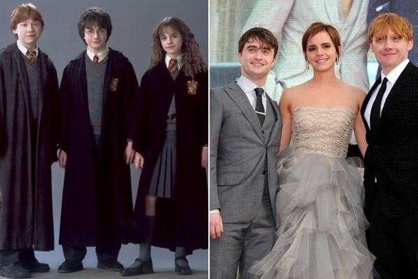 Then and Now: The Cast of 'Harry Potter and the Sorcerer's Stone'