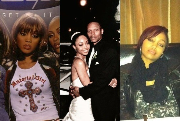 Ronnie Devoe and Shamari Fears http://www.zimbio.com/Where+Are+They+Now+-+'90s+R+B+Girl+Groups/articles/gP0lp8x_f2B/Shamari+Fears+DeVoe+Blaque