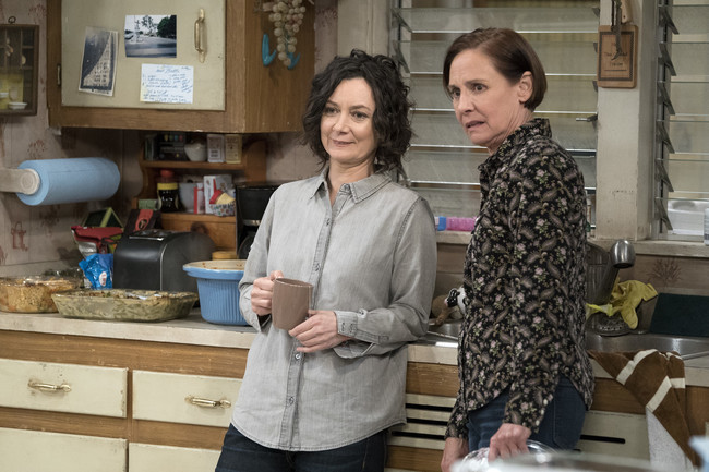 Jackie Takes The Lead As 'The Conners' Plan Their Holidays Without Roseanne