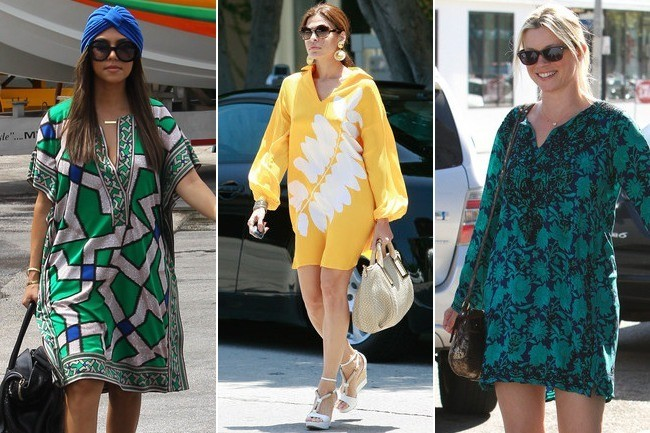 Summer Outfit Idea to Try: A Print Tunic