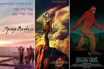 The Best Movie Posters of 2013