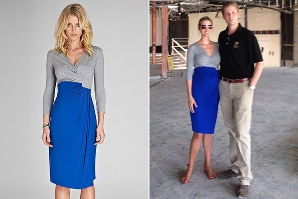 Ivanka Trump's Latest Maternity Look Can Be Yours For $126