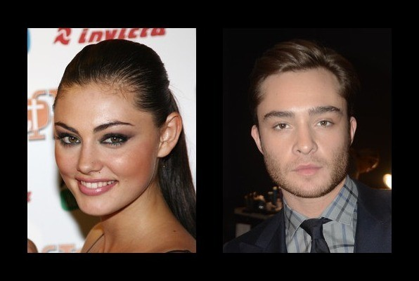 The gallery for --> Phoebe Tonkin And Ed Westwick Phoebe Tonkin And Ed Westwick