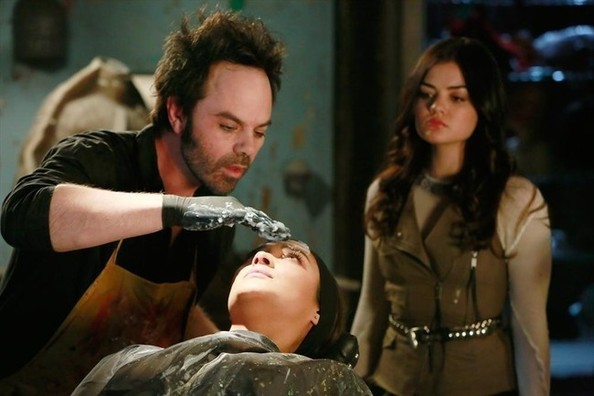 Pretty Little Liars' Season 4, Episode 3 Recap: Mask of the Red ...