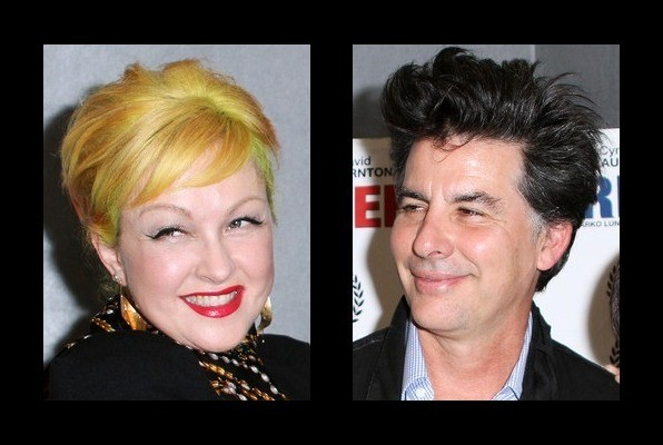 cyndi lauper is married to david thornton cyndi lauper. Black Bedroom Furniture Sets. Home Design Ideas