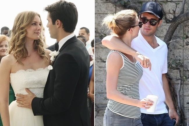 emily vancamp and joshua bowman relationship counseling