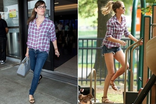 Who Wore it Better: Jennifer Garner or Gisele Bundchen? Vote!